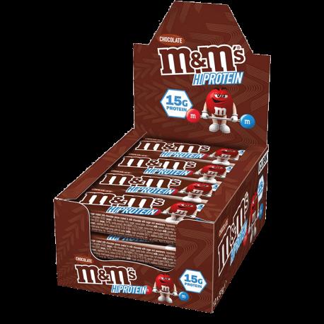 m&m Protein Bar  12x51g - Mars