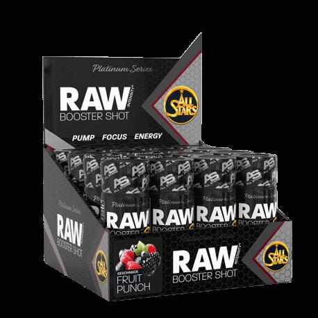 Raw Intensity Shot 16x60ml Platinum Series - All Stars