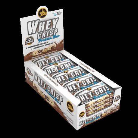 Whey-Crisp Protein Bar 25x50g - All Stars