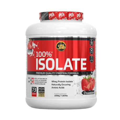 100% Isolate Protein (2200g) - All Stars