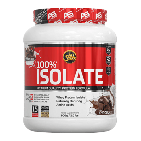 100% Isolate Protein 900g - All Stars