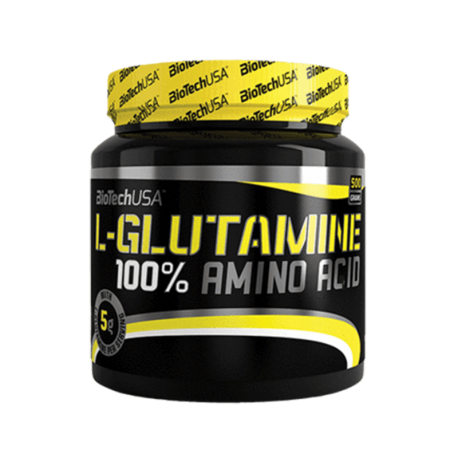 100% L-Glutamine - Biotech USA
