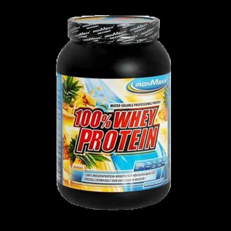 100% Whey Protein 900g - IronMaxx