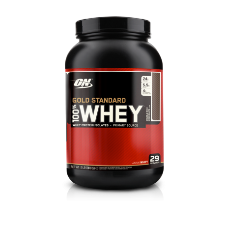 100% Whey Protein Gold Standard (908g) - ON