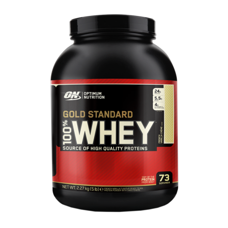 100% Whey Protein Gold Standard (2273g) - ON