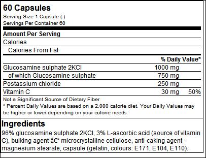 Gold Glucosamine 1000 - Olimp Labs