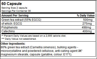 Green Tea Extract - Olimp Labs