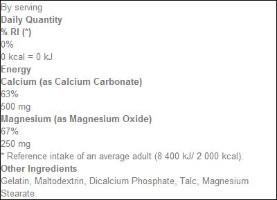 Calcium Complete - Biotech USA