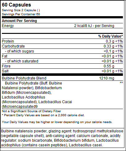 Bulbine Polyhydrate - GN Laboratories