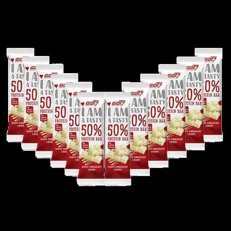 50% Protein Bar 20x60g - GOT7