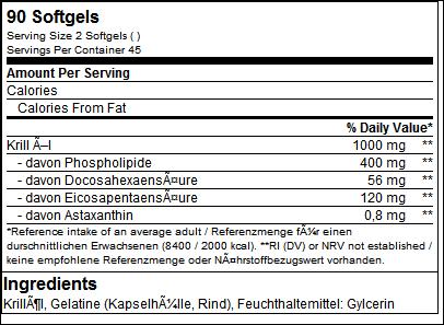 Krill Oil - GN Laboratories