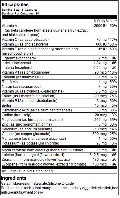 Vitamer PRO - USP Labs