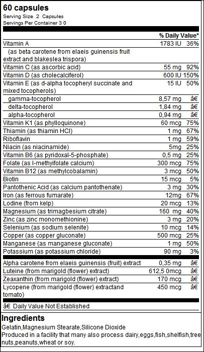 Vitamer PRO HERS - USP Labs