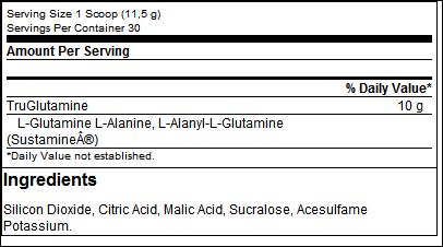 Tru Glutamine - PES