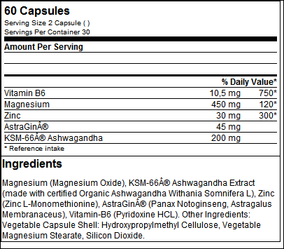 ZMA Pro - Applied Nutrition