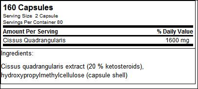 Cissus Xplode Health Line - GN Laboratories