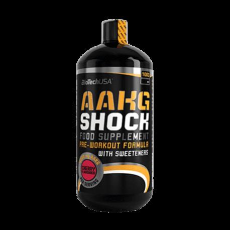 AAKG Shock - Biotech USA