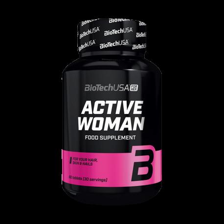 Active Woman - Biotech USA
