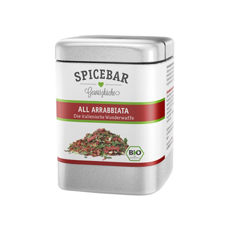 All Arrabiata Bio - Spicebar