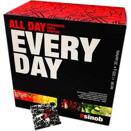 All Day Every Day - Blackline 2.0