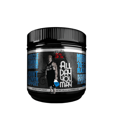 AllDayYouMay - 5% Nutrition