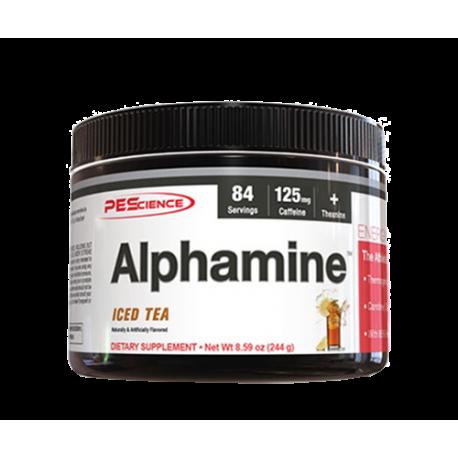 Alphamine - PES