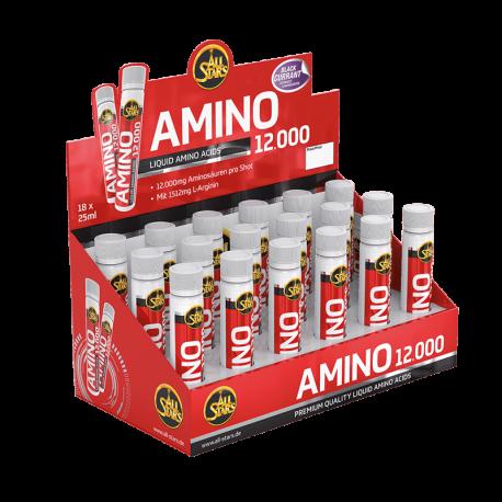 Amino 12000 18x25ml - All Stars