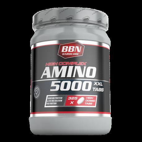 Amino 5000 Tabs - BBN Hardcore