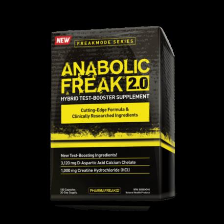Anabolic Freak 2.0 - Pharma Freak