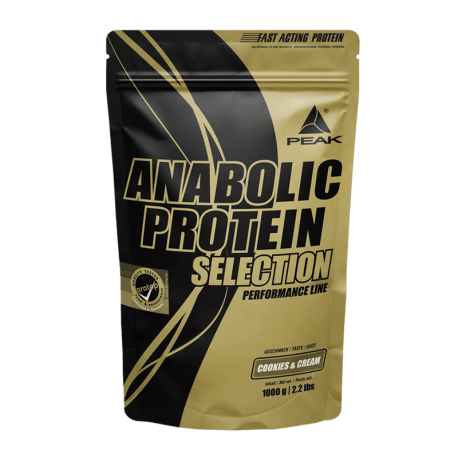 Anabolic Protein Selection (1000g) - Peak
