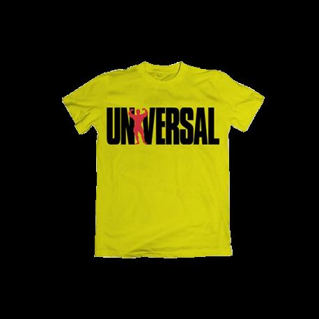 Animal 77 T-Shirt Yellow - Universal Nutrition