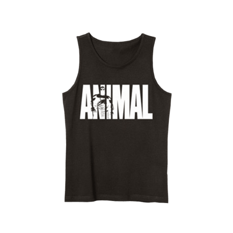 Animal Tank Top Black - Universal Nutrition