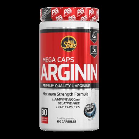 Arginine Mega Caps - All Stars