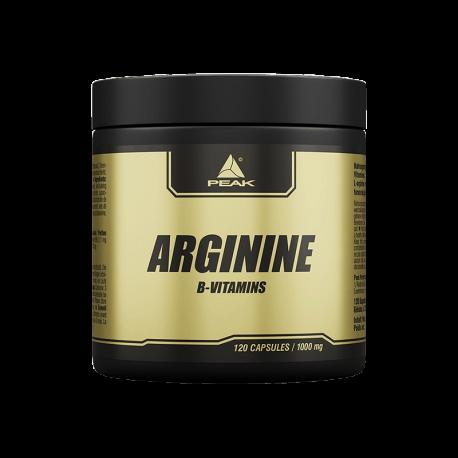Arginine - Peak