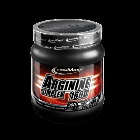 Arginine Simplex 1600 - IronMaxx