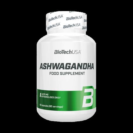 Ashwagandha - Biotech USA