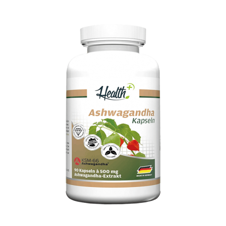 Ashwagandha Health+ - Zec+
