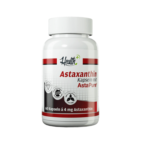 Astaxanthin Health+ - Zec+