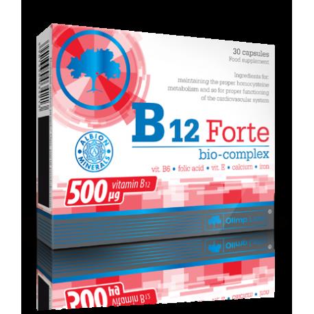 B12 Forte Bio-Complex - Olimp Labs