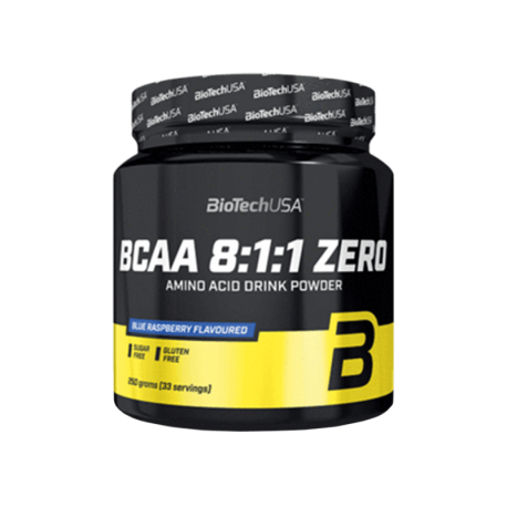 BCAA 8:1:1 Zero - Biotech USA