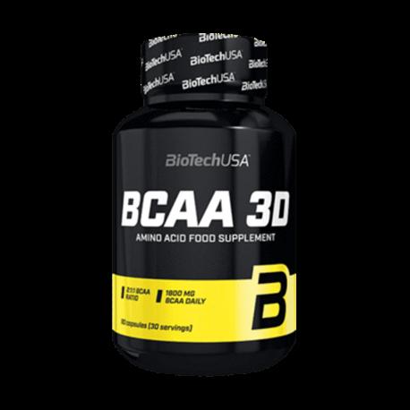 BCAA Nano 3D - Biotech USA