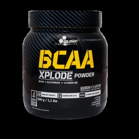 BCAA Xplode Powder (500g) - Olimp Sport Nutrition