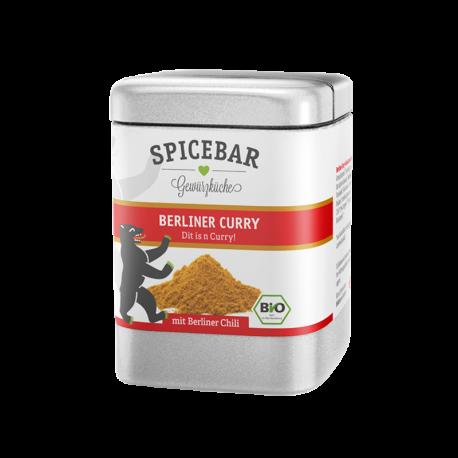 Berliner Curry Bio - Spicebar