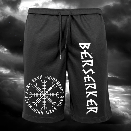Berserker Mesh Shorts - Gods Rage