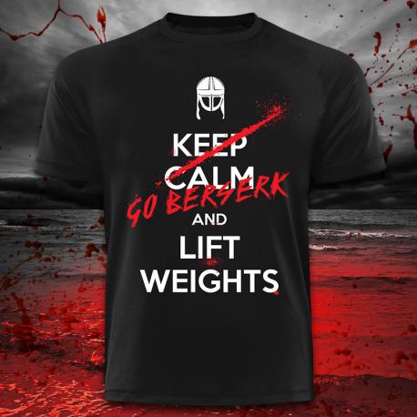 Berserker T-Shirt - Gods Rage
