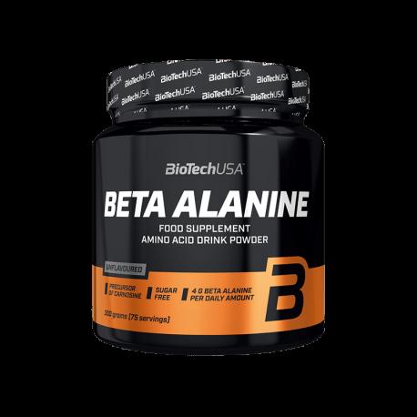 Beta Alanine (300g) - Biotech USA