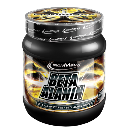 Beta Alanine 500g - IronMaxx