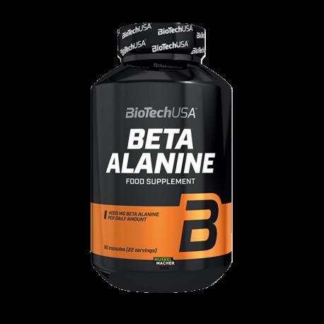 Beta Alanine (90 Caps) - Biotech USA