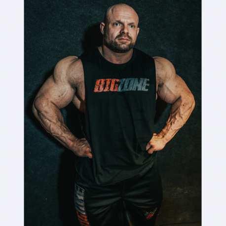 Big Zone Cut Off Shirt - Big Zone