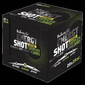 Energy Shot - Biotech USA